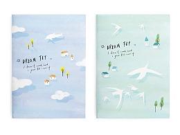 本册设计- 梦幻漂浮