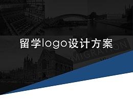 留学logo包装长条