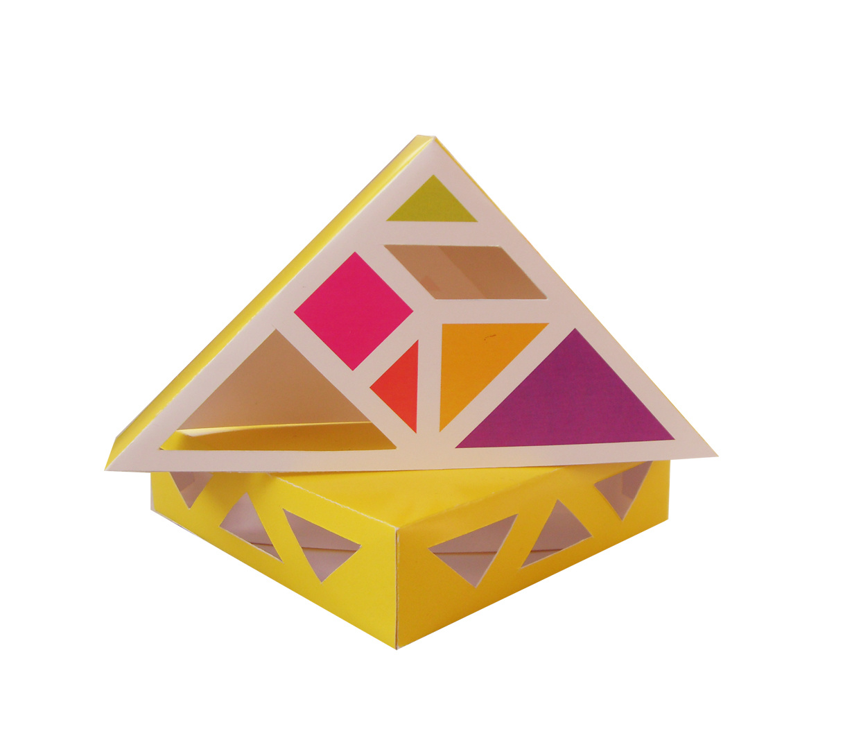 七巧板包装设计图片