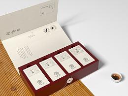 十二黔   茶包装形象设计