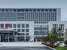 山东济南瑞光建筑空间摄影——金锣医院