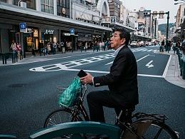 四月京都街头故事汇