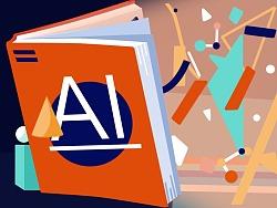 AI人工智能发布会开场动画