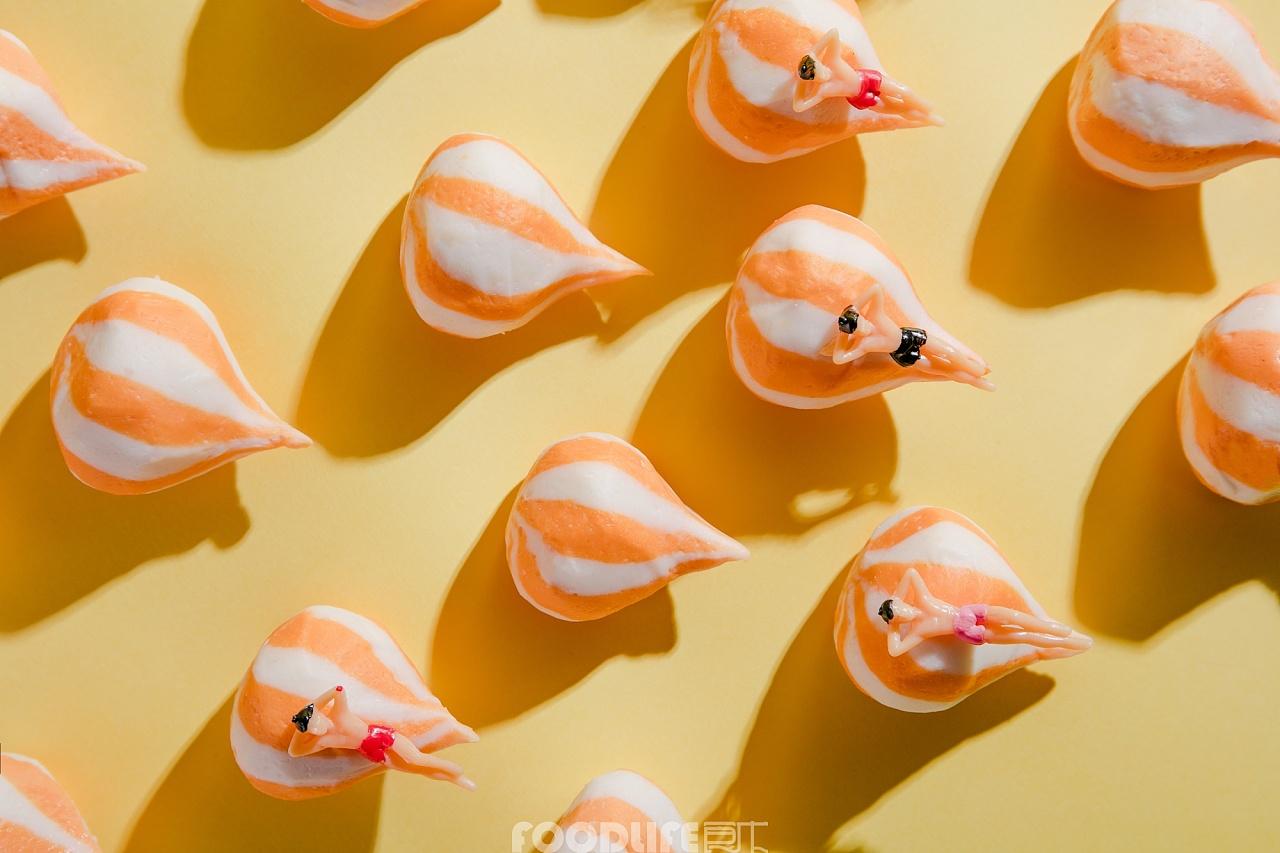 微观摄影-火锅食材-创意商业拍摄