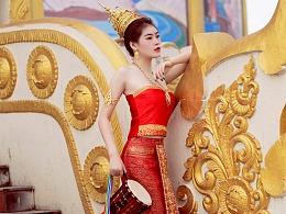 缅甸傣族姑娘