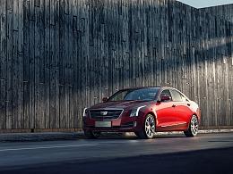 Cadillac ATSL _CGI Work