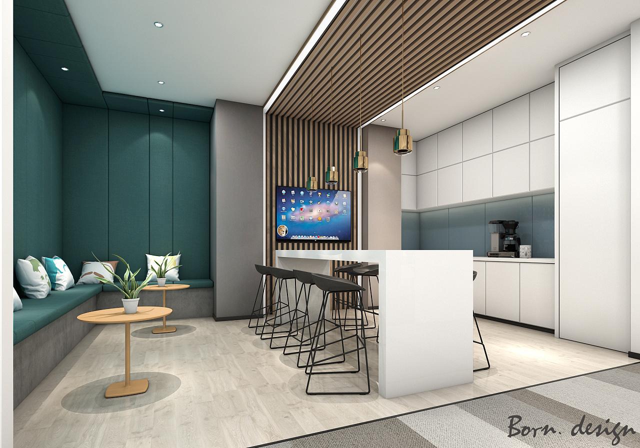 南京办公室设计案例分享|空间|室内设计|博仁设计沙滩帽设计图图片