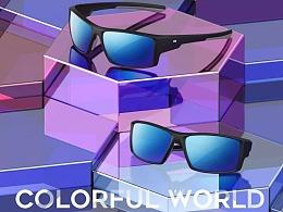 骑行眼镜的新视觉表现