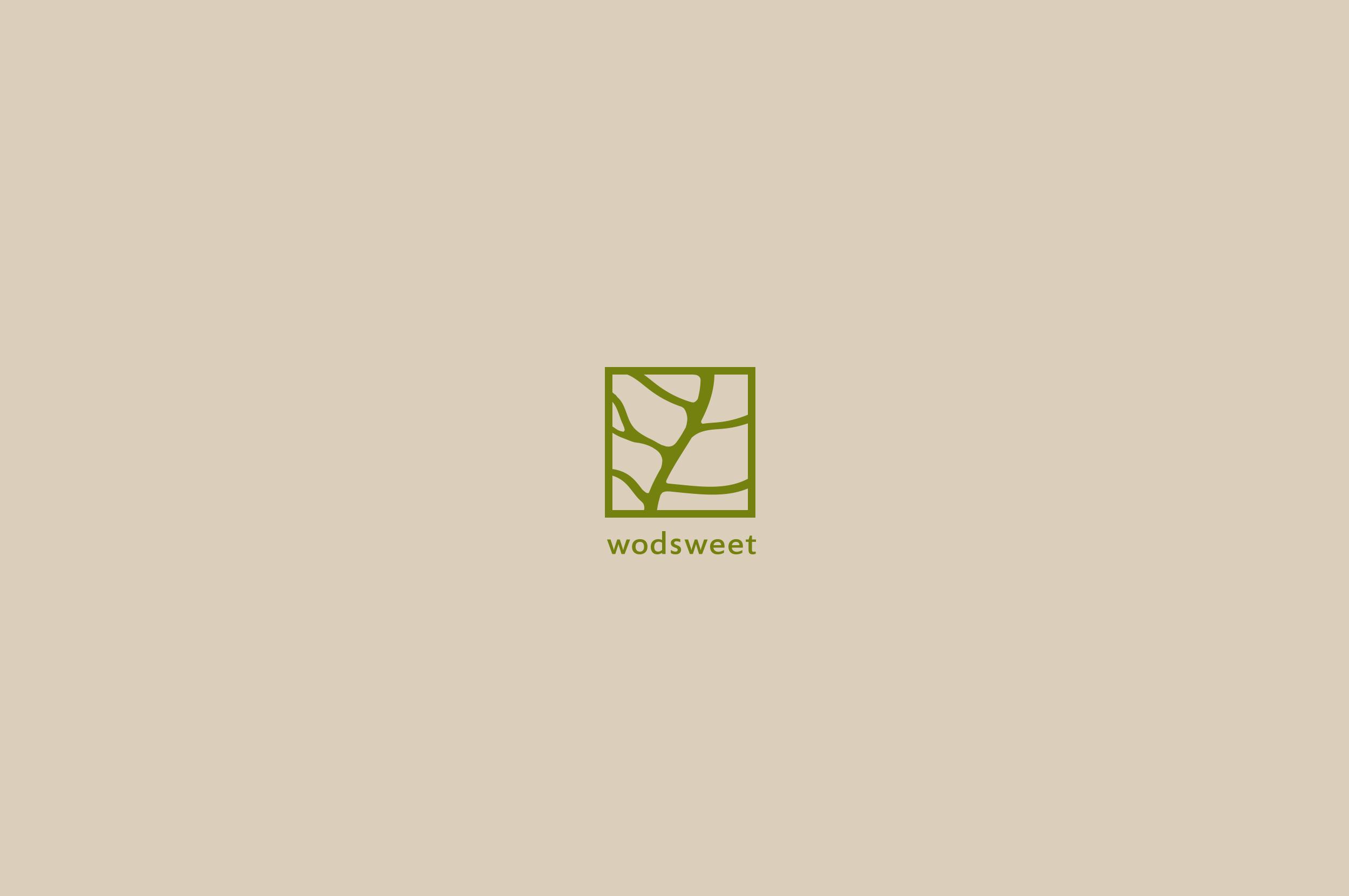 【wodsweet】甜品店品牌形象设计|平面|标志|王2木