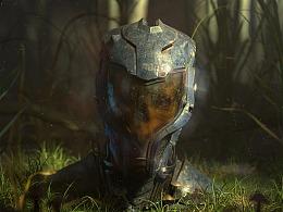 注意看!盔甲里面有个骷髅!《秘境遗骸》demoreel