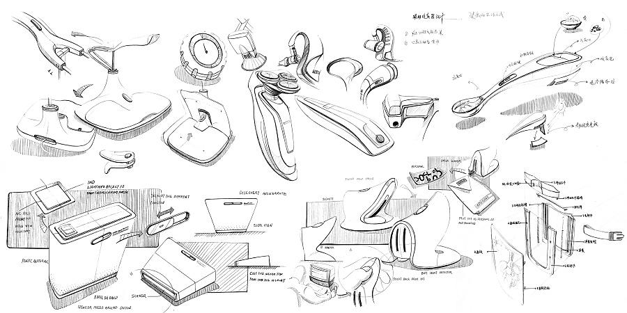 产品设计手绘|其他|其他|lexichai