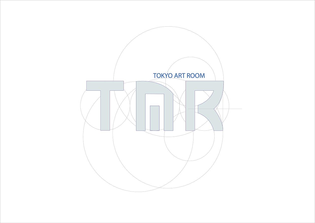 tokyo art room字体设计