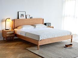 好眠双人床