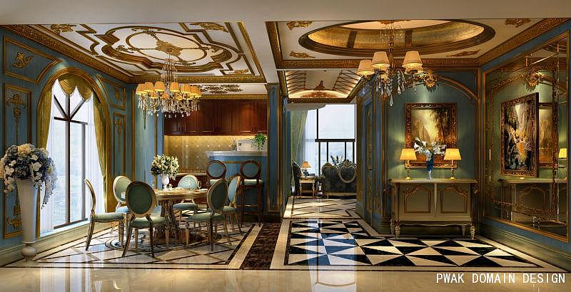 简阳独栋空间设计纯设计首选峰域别墅别墅和商品房的优缺点图片