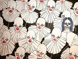 美国恐怖故事fan art