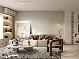 现代家装 小户型很舒适的空间