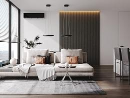 现代极简,让生活在舒适中带有雅致美!