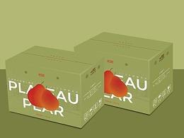 夏季部分水果包装设计