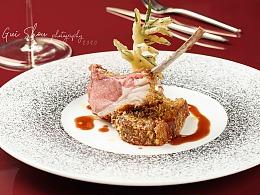 「美食摄影」龙厨·棠高端料理  南京商业摄影