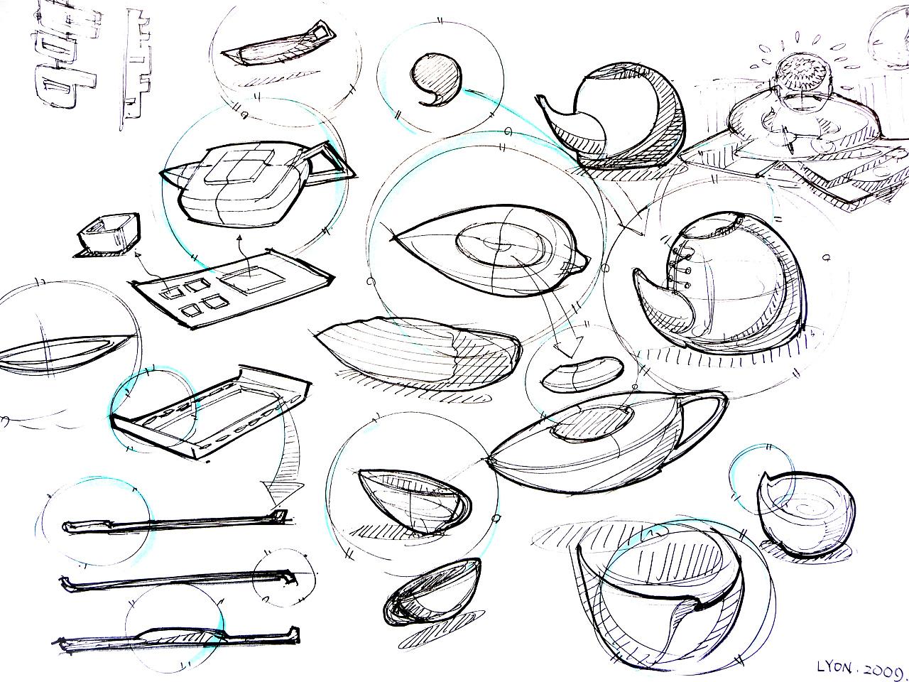 茶具设计|工业/产品|器皿|goodleon2100 - 原创作品图片