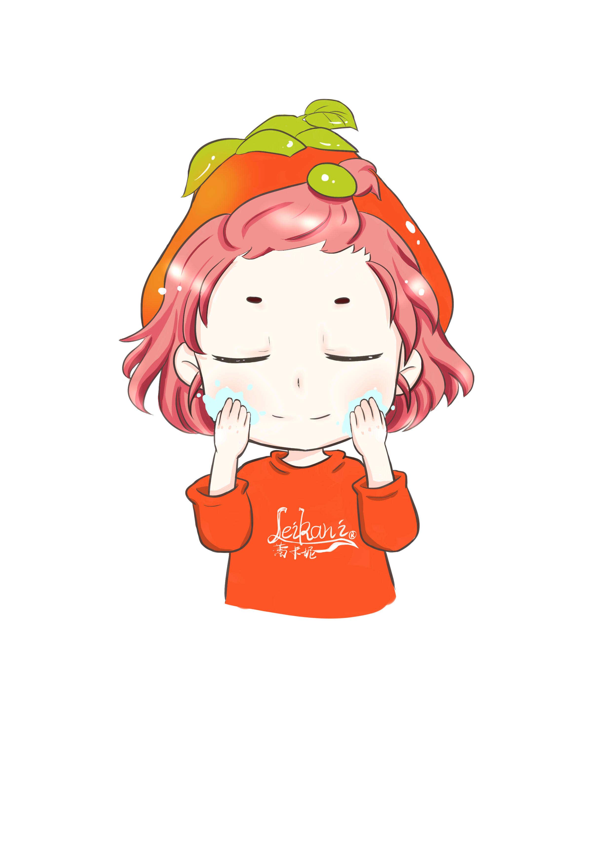 蕾卡妮枸杞q版小形象|动漫|单幅漫画|zqf100904731