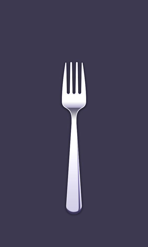 用叉子稍微搅匀英文 图片合集