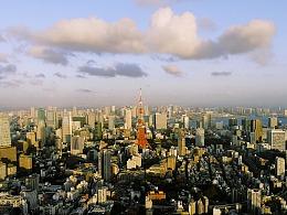 一个人的旅行 —— 东京(by phone)