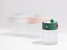 品牌案例丨奇玩绿洲加湿器