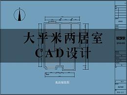 室内设计-CAD阶段成果