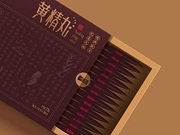 间谍妖精  养生系列产品包装设计