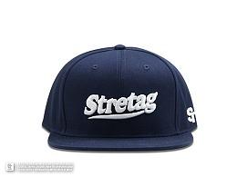 蓝色棒球帽基础款