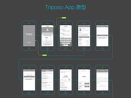 旅游类App原型制作分享-Triposo