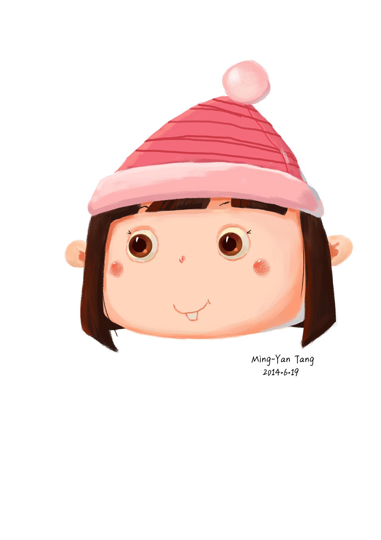 数码手绘|插画|儿童插画|tangmingyan - 原创作品
