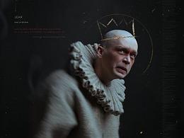 King Lear | 李尔王舞台剧服装设计