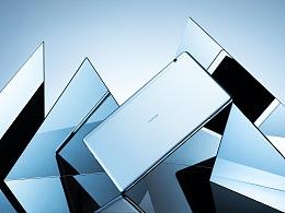荣耀平板5 冰川蓝 苍穹灰