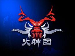 一款游戏社团的logo设计