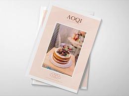 AOQI食品宣传册设计