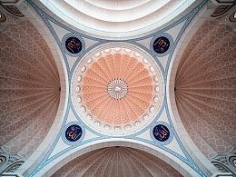 建筑摄影丨联邦直辖区清真寺