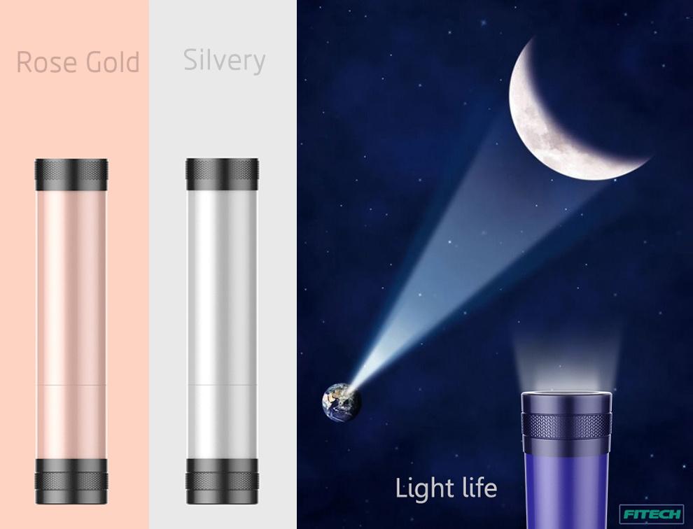 手电筒|工业/产品|电子产品|only小鱼丶 - 原创作品