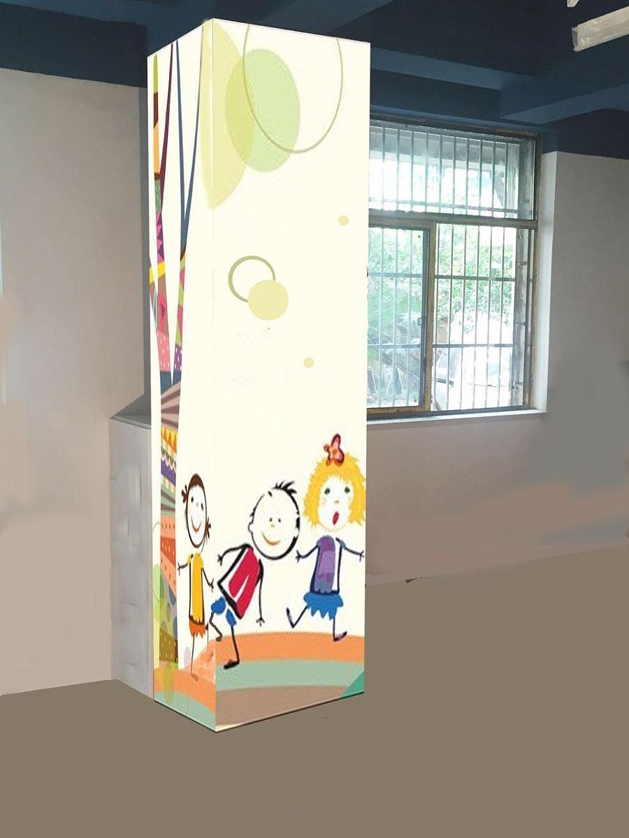 给玛丽英语手绘墙绘|墙绘/立体画|其他|朋