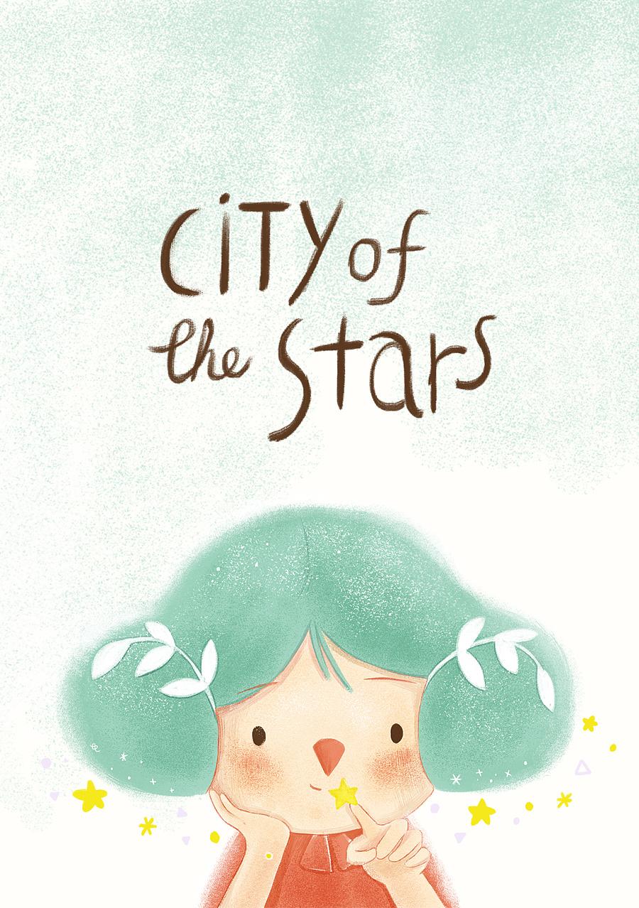 city of stars 古筝谱