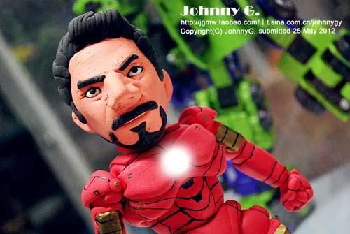 查看《纯手工钢铁侠MK4托尼·斯塔克发在复仇者联盟那即将散去余温的时刻》原图,原图尺寸:500x335