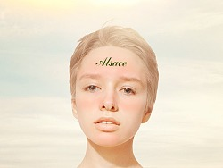 ALSACE化妆品页面设计
