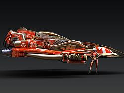 STUCK-概念飞船设计