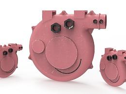 AutoCAD直播课训练三维建模小猪佩奇佩奇是啥