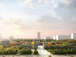 张江未来公园-上海浦东