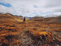 十月冷秋 一路向西去拉萨 遇见最美藏南