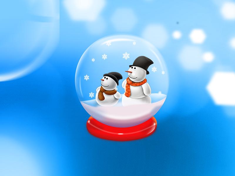 水晶球 图片
