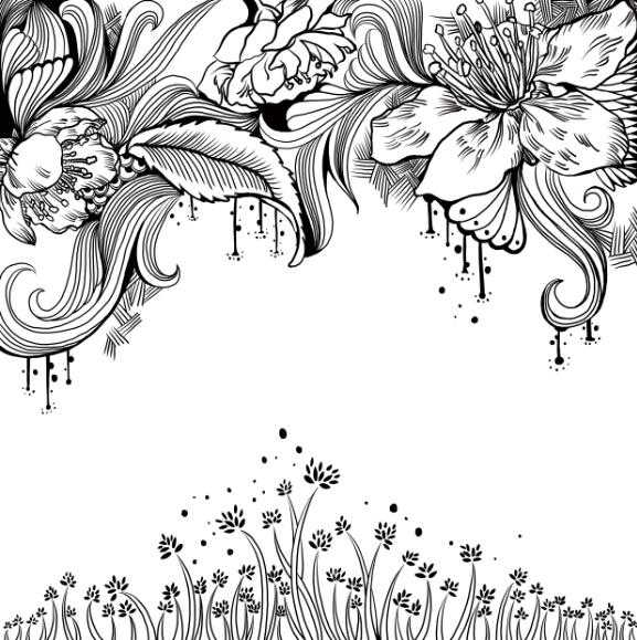 线条--插画设计