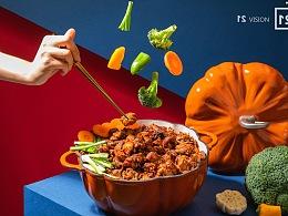 辣子鸡 X 美食摄影 X 创意美食